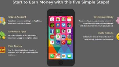 Aplikasi Android Appdimes