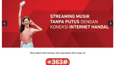 Cara Membeli Promo Paket Murah Internet Simpati Telkomsel