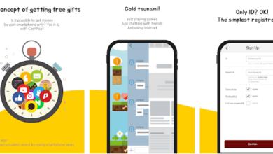 Aplikasi Cashpop Android