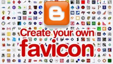 favicon blog