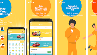 Yellowpay server pulsa terbaik