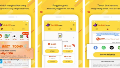 Aplikasi Pulsa Gratis dari Casheasy