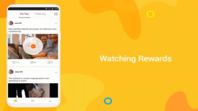 Aplikasi VeeU Android