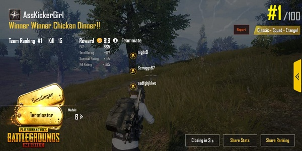 Tips Bermain PUBG