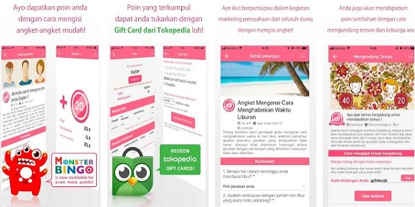 Aplikasi Licorice Indonesia