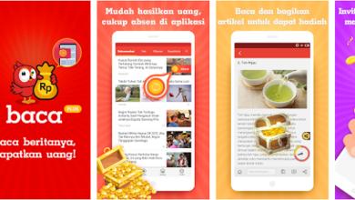 Pulsa Gratis dari Aplikasi Baca Plus