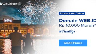 Jangan Telat, Domain Web.id Hanya Rp10.000 Sajah, Klik disini!