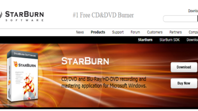 software burning