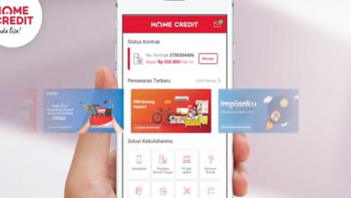 Aplikasi Kredit Terbaik