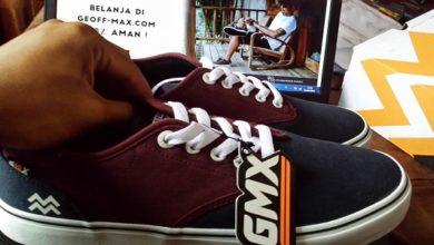 Sepatu GMX