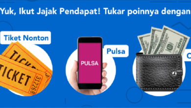 Aplikasi JakPat Android