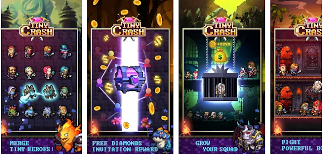 Game Tiny Crash