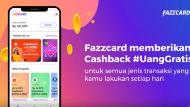 Aplikasi Fazzcard Android