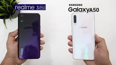 Realme, Samsung, Xiaomi