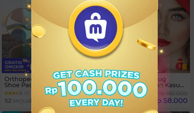 Cara Mendapatkan Uang Gratis 100 ribu dari Aplikasi Mucho ...