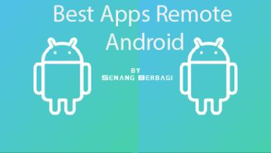 Aplikasi Remote Android Terbaik
