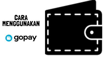 Cara Menggunakan Gopay Dompet Elektronik Gojek