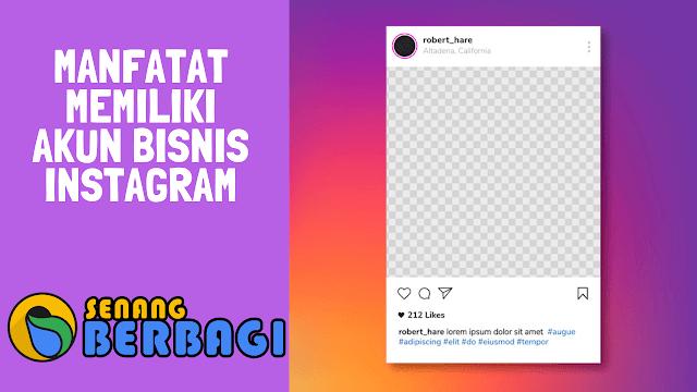 Instagram untuk Pebisnis Daring