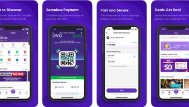 cara mudah kirim uang uang dari OVO
