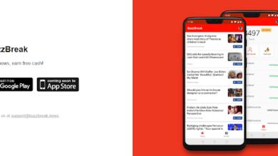 Aplikasi Buzzbreak Android