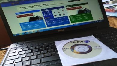 Cara Mudah Burning File Ke CD RW Plus