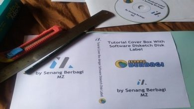 Cover box CD