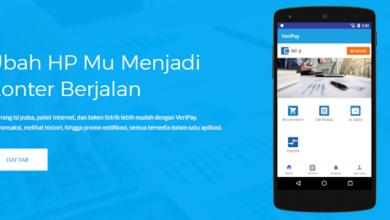 Aplikasi Veripay Untuk Jualan Pulsa
