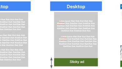 Cara Memasang Iklan Sticky Ads Pada Blogspot