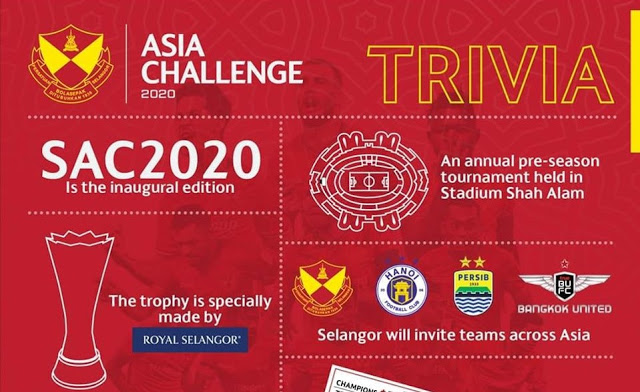 Situs Live Streaming TvOne Asia Challenge Cup 2020