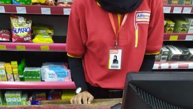 Topup Dana dari Alfamart