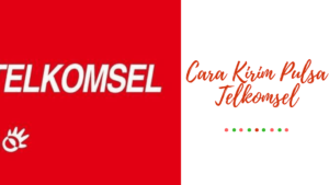 Cara mengirim pulsa Telkomsel