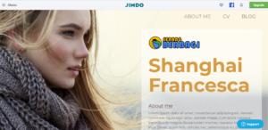 Situs Penyedia Blog Terbaik JIMDO