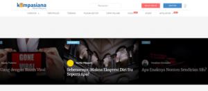 Situs Penyedia Blog Kompasiana