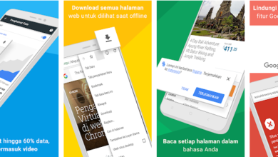 Cara mengamankan kuota data google chrome
