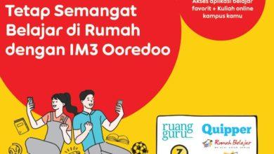 Indosat 30GB Gratis