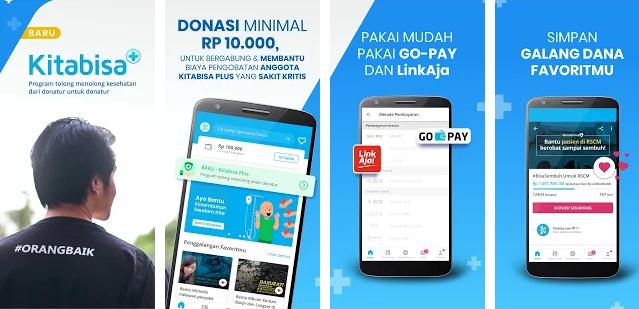 Aplikasi zakat online