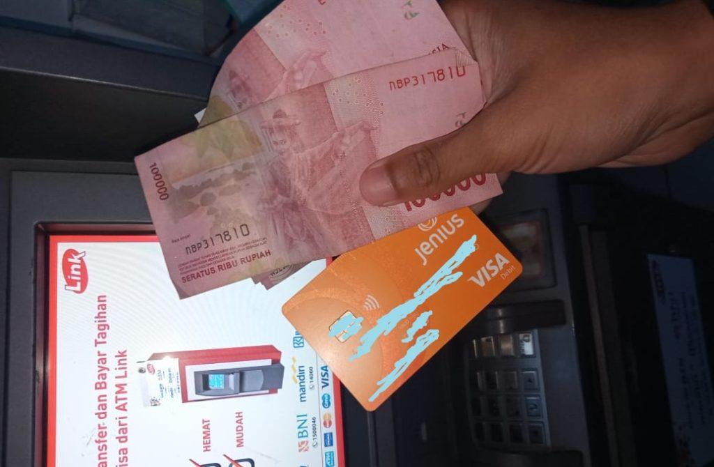 Tarik Tunai di ATM BNI Gratis