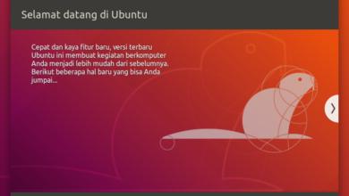 Instal Ubuntu 18.04