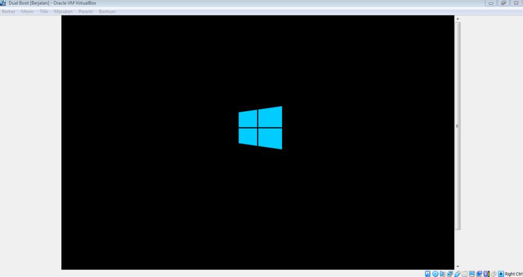 Instal Windows 10 dual boot