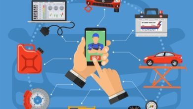 Aplikasi service online kendaraan