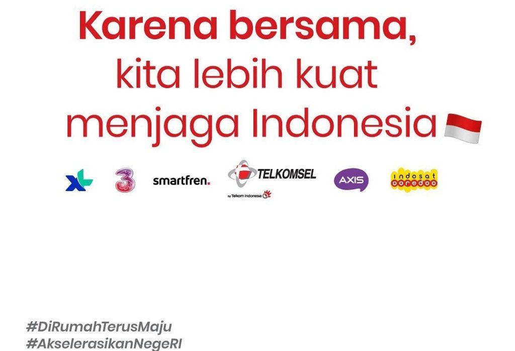Operator Indonesia yang Memberikan Internet Gratis