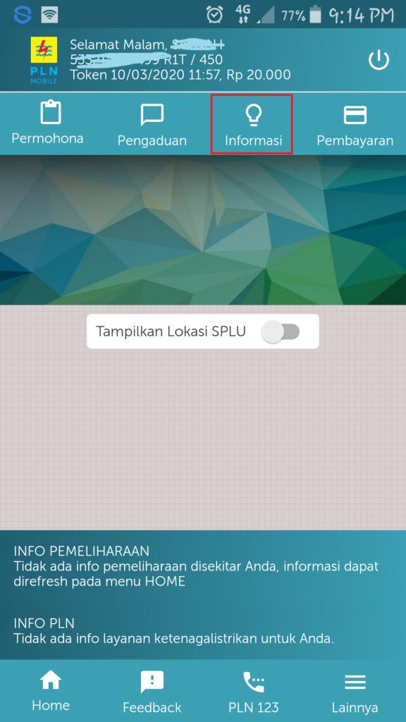 Cara Mendapatkan Token Gratis dari Aplikasi Mobile PLN