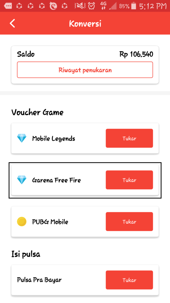Diamonds Free Fire Gratis