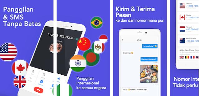 Aplikasi Kirim SMS Gratis TalkU