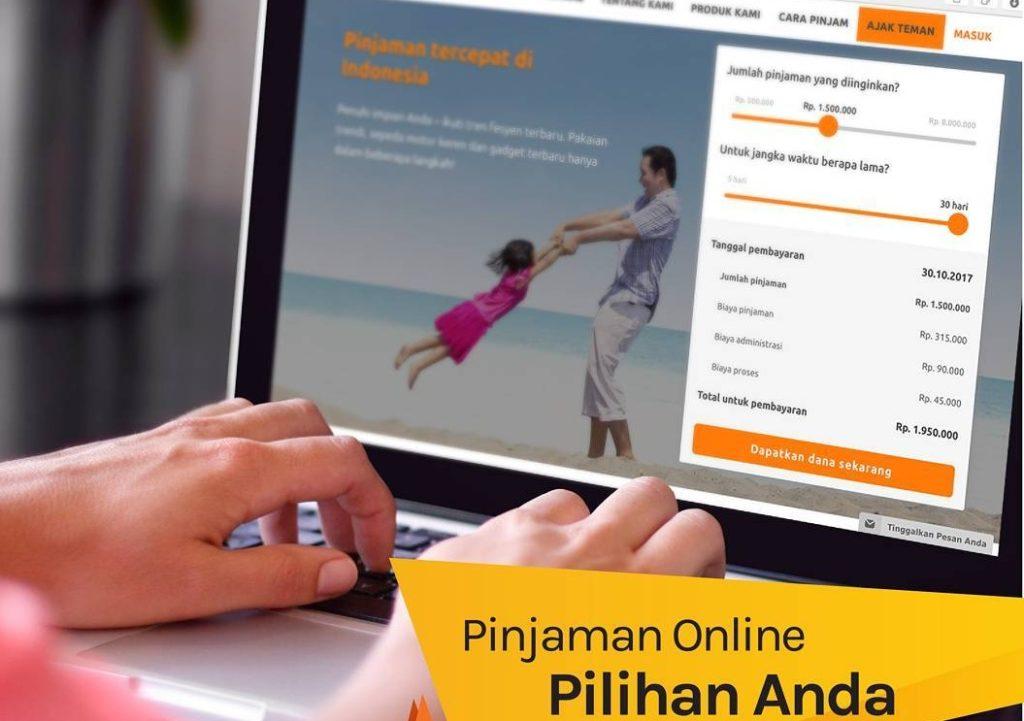 KreditCepat Pinjaman Online Terpercaya