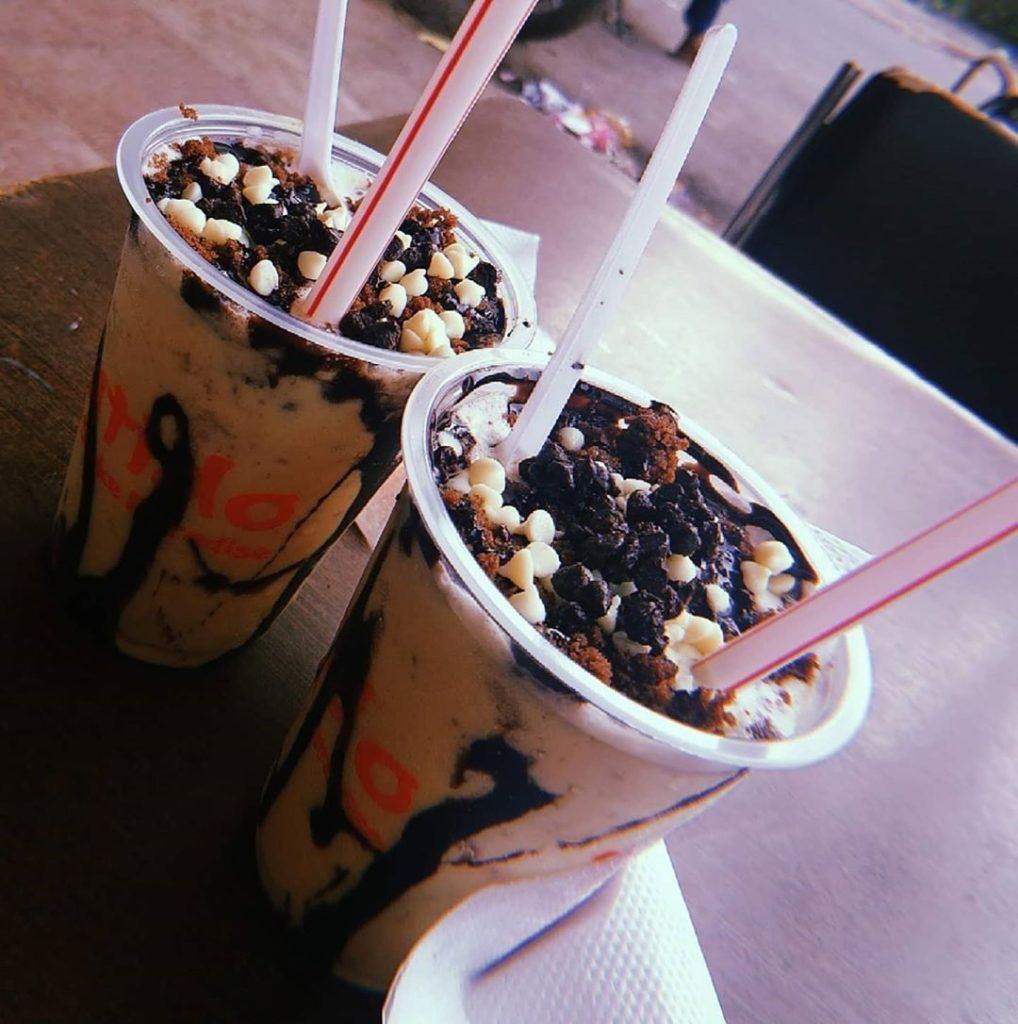 Milkshake Minuman Segar untuk Takjil