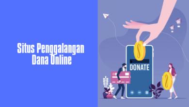 Situs penggalangan dana online