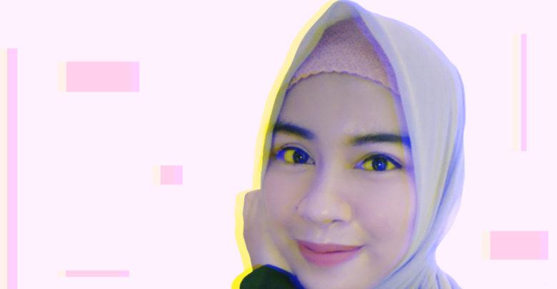 Tutorial Hijab Pashmina, Tutorial pashmina simple, simple, mudah, tutorial