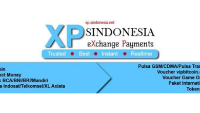 Cara Menarik uang dari Xpsindonesia ke Dana