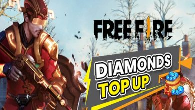 Diamonds Free Fire
